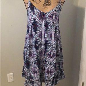 Roxy swing dress